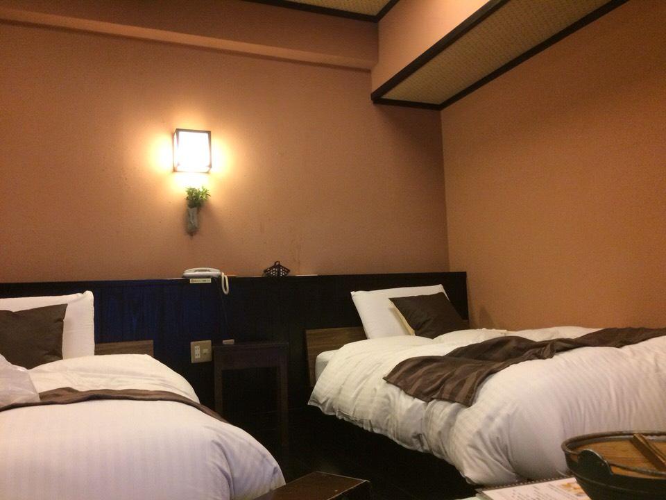 ▲ベッドはいいもの使ってるっぽい